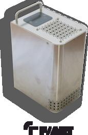 Συσκευή Παραγωγής Όζοντος 2.3g/h F/ART